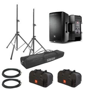 PREM 8″ Speaker Kit