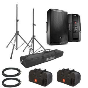 PRO 15″ Speaker Kit