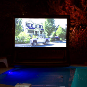 EPIC Patio 150 Screen-Only Kit